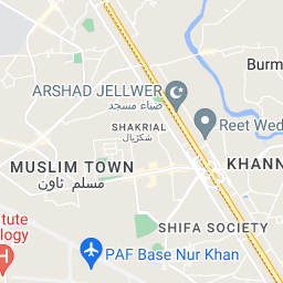 Road Maps   City Traffic Police Rawalpindi