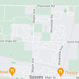 Sussex Wisconsin Map.Sussex Preserve New Home Community In Sussex Wi