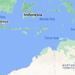 Quake Info Mag 3 0 Earthquake 99 Km South Of Sofifi Kota Tidore Kepulauan North Maluku Indonesia On Thursday 3 Dec 8 56 Am Gmt 9 Volcanodiscovery
